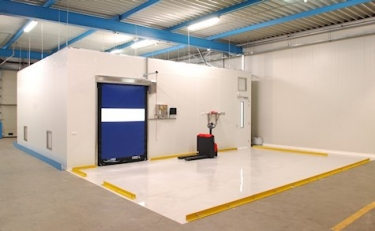 high tech bedrijven Brecon Cleanroom Systems BP1